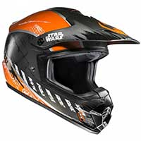 Hjc Cs-mx 2 Rebel X-wing Star Wars Helmet