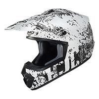 Hjc Cs-mx 2 Creeper Helmet White