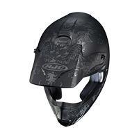Hjc Cs-mx 2 Creeper Helmet Black