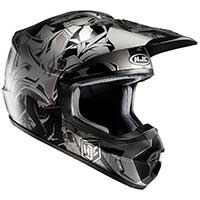 Hjc Cs-mx 2 Graffed Mc5sf Nero Grigio