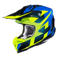 Off Road Helmet Hjc I50 Argos Yellow