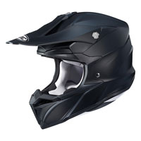 Casco Cross Hjc I50 Solid Nero Opaco