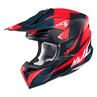 Off Road Helmet Hjc I50 Tona Red