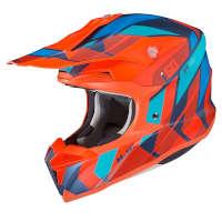 Hjc I50 Vanish Helmet Orange