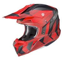Hjc I50 Vanish Helmet Red
