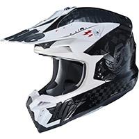 Casco Hjc I50 Artax Bianco Nero