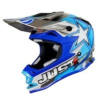 Just-1 J32 Moto X Blue