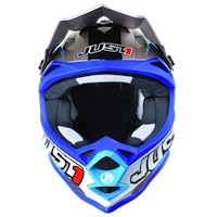 Just-1 J32 Junior Moto X Blue Kid