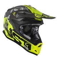 Just-1 J32 Pro Swat Camo Fluo Yellow