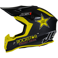 Casco Cross Just-1 J38 Rockstar