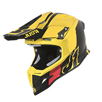 Just-1 J12 Syncro Carbon Yellow