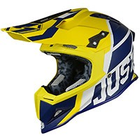 Just-1 J12 Unit Blue Giallo
