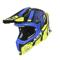Just-1 J12 Vector Yellow Blue
