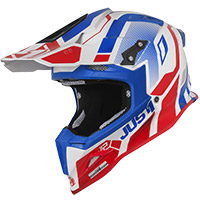 Just-1 J12 Vector Red Blue