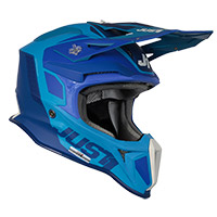 Just-1 J18 Mips Pulsar Helmet Blue Matt