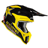 Casco Just-1 J18 Mips Rockstar Opaco