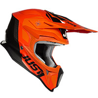 Casco Just-1 J18 Pulsar Arancio