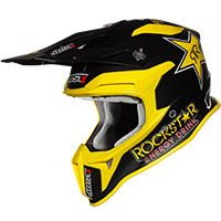 Casco Just-1 J18 Rockstar Opaco