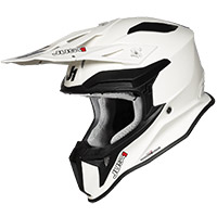 Casco Just-1 J18 Solid Bianco