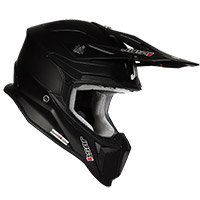 Casco Just-1 J18 Solid Nero Opaco