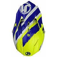 Just-1 J32 Pro Kick Bianco Blue Giallo
