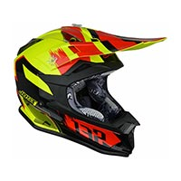 Just-1 J32 Pro Kick Black Red Yellow - 2
