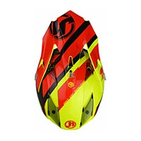 Just-1 J32 Pro Kick Black Red Yellow - 3
