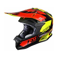 Just-1 J32 Pro Kick Black Red Yellow