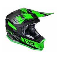 Just-1 J32 Pro Kick Green Black - 2
