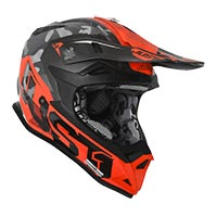 Just-1 J32 Pro Swat Camo Orange