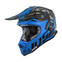 Just-1 J32 Pro Swat Camo Blue
