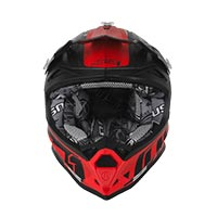Just-1 J32 Pro Swat Camo Red