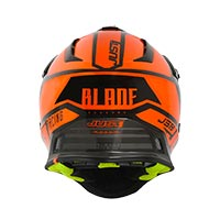 Just-1 J38 Blade Orange Black