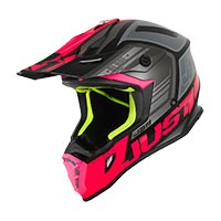 Just-1 J38 Blade Fucsia Black