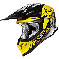 Casco Just-1 J39 Rockstar Opaco
