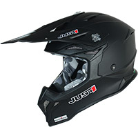 Just-1 J39 Solid Helmet Matt Black