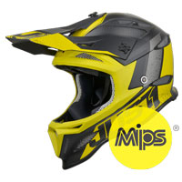Just-1 Jdh Assault Black-yellow + Mips