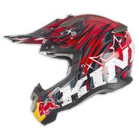 Kini Redbull Revolution Helmet 2017