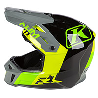 Casco Klim F3 Prizm Electrik Lemonade