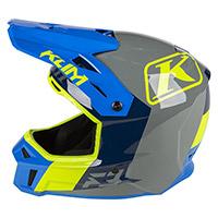 クリム F3 プリズム キネティック ヘルメット ブルー