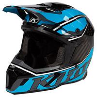 クリムF5ジェットビビッドヘルメットブルー