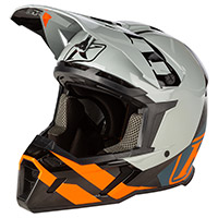 Casco Klim F5 Koroyd Ascent Striking Petrol