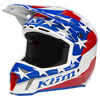 Casco Klim F5 Patriot
