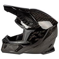 Klim F5 Shred Helmet Black Asphalt