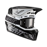 Leatt 8.5 V21.1 Helmet Black White