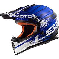 Ls2 Fast Mx437 Gator Blu