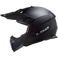 Ls2 Fast Evo Mx437 Solid Matt Black
