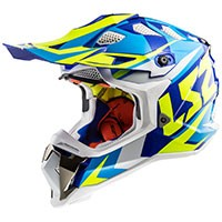 Ls2 Mx470 Subverter Nimble Blue H-v Yellow