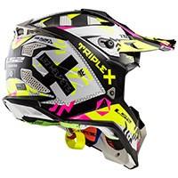 Ls2 Mx470 Subverter Triplex Black Pink H-v Yellow