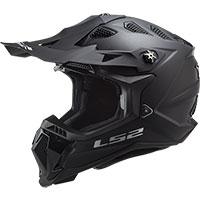 Casco LS2 MX700 Subverter Evo Noir negro opaco